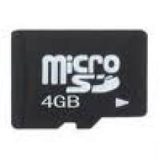 Card de memorie trans flash (micro sd) 4 Gb MicroSD