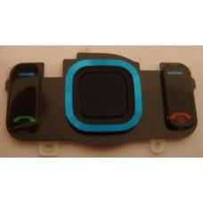 Nokia 6600s complete menu  main keypad swap  (tastatura meniu nokia  6600 slide originala 1  piesa)