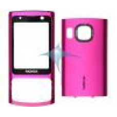 6700 slide Carcasa Originala Nokia 6700s pink