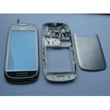 C7 Nokia Carcasa Originala Swap Gri