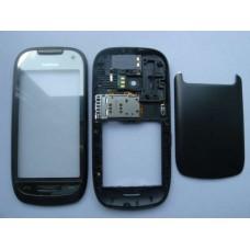 C7 Nokia Carcasa Originala Swap Neagra