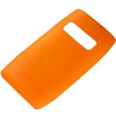 Husa Nokia X7-00   CC-1025 Portocalie