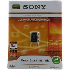 Card de memorie M2 2G Micro Memory Stick Pro Duo