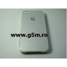 Husa iPhone 4 iPhone 4s Sgp Neo Hybrid - Alba Complet