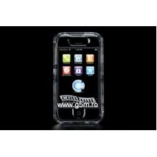Carcasa protectie iPod - Husa transparenta iPod