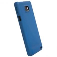 Husa Albastra Silicon Samsung i9100 Galaxy S 2