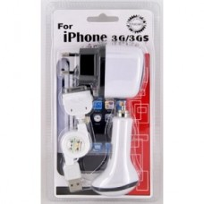 Incarcator  iPhone 2G  3G   3GS  4G iPOD 3in1