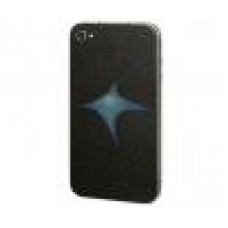 Folie Protectie Spate IPHONE 4 carbon