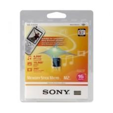 Card de memorie Sony MemoryStick Micro M2 16GB