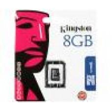 Card de Memorie Kingston microSD SDHC Card 8GB micro SD bulk