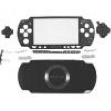 Carcasa Neagra Sony PSP 2000